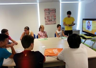Verano inglés Alicante 18