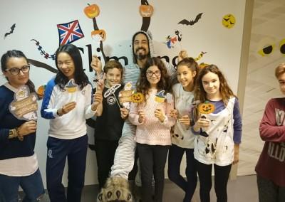 Halloween 2015 academia inglés 4
