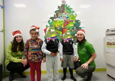 Navidad 2015 climbing english 4