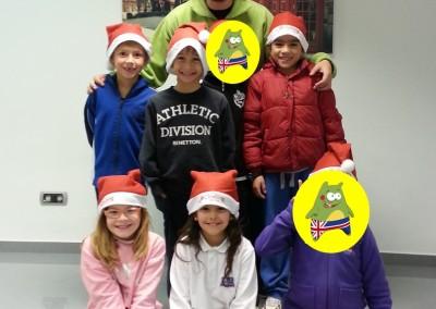 Navidad Climbing English 2014 2