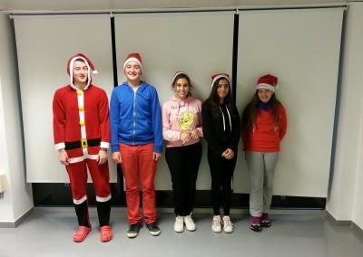 Navidad Climbing English 2014 7