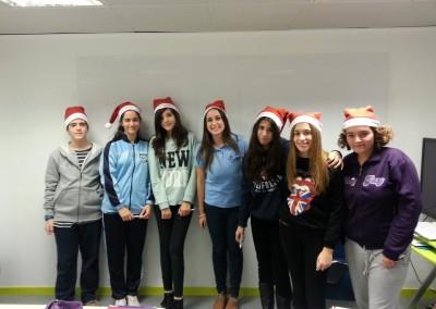 Navidad Climbing English 2014 22