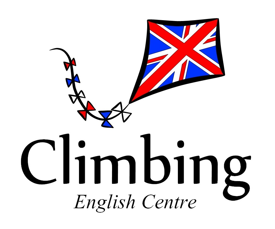 Logotipo Climbing English Centre