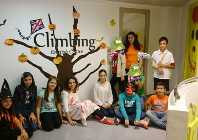 Halloween 2015 academia inglés 20
