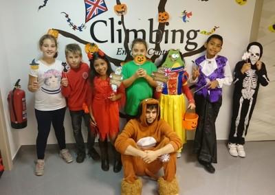 Halloween 2015 academia inglés 5