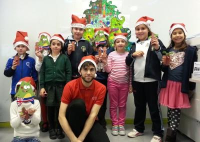 Navidad 2015 climbing english 10
