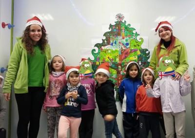 Navidad 2015 climbing english 9