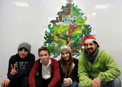 Navidad 2015 climbing english 7